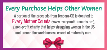 Everymothercounts Proceeds from Tendera purchases